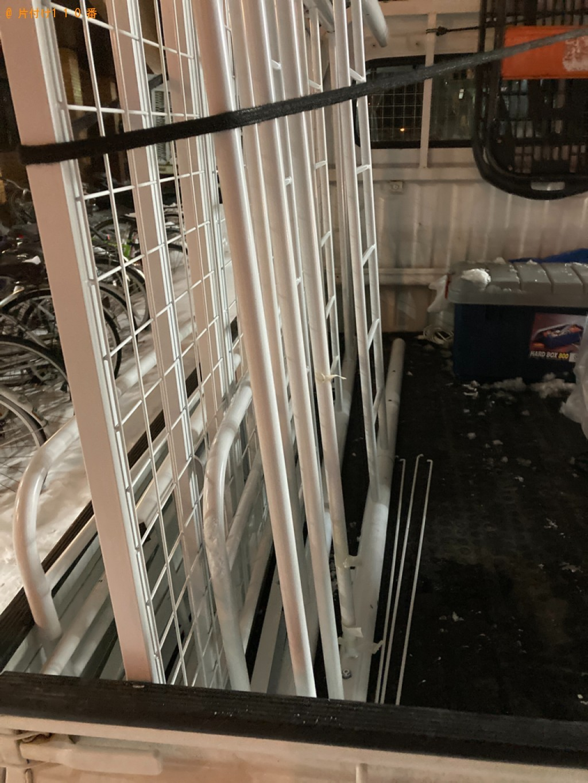 【札幌市白石区】ロフトベッドの出張不用品回収・処分ご依頼