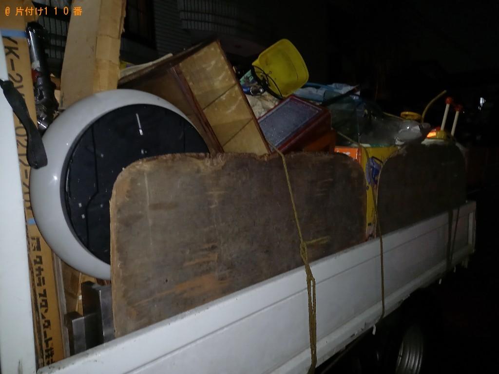 【練馬区】トラックパックでの出張不用品回収・処分ご依頼