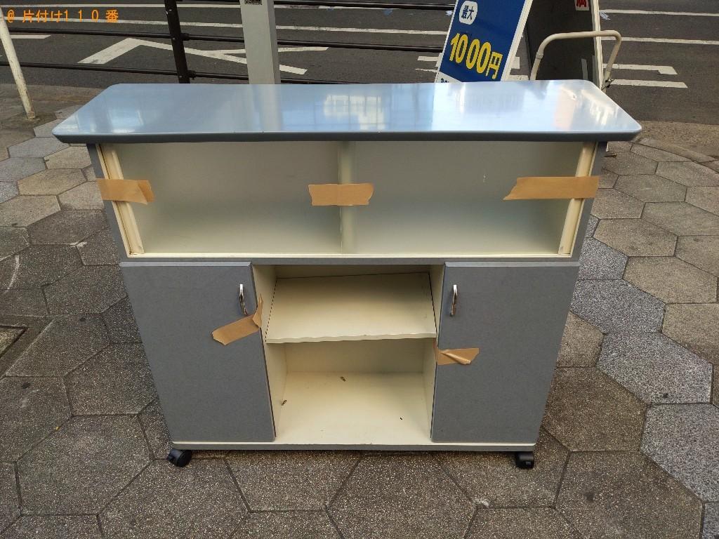 【大阪市中央区】収納棚の出張不用品回収・処分ご依頼 お客様の声