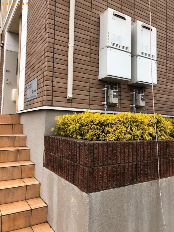 【北九州市門司区】エアコンなどの出張不用品回収・処分ご依頼