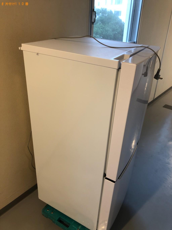 【北九州市若松区】170L未満冷蔵庫の出張不用品回収・処分ご依頼