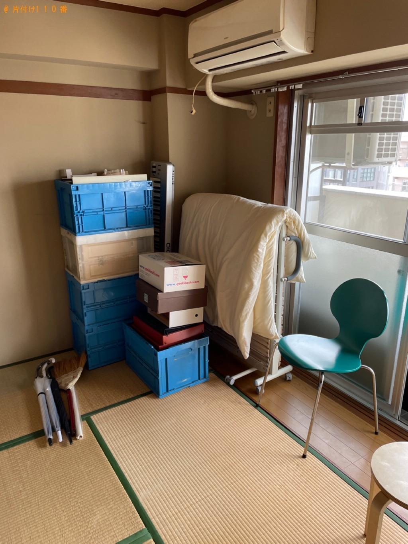 【京都市中京区】トラックパックでの出張不用品回収・処分ご依頼
