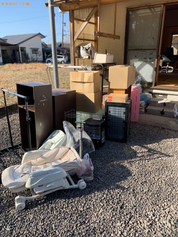 【都城市都原町】トラックパックでの出張不用品回収・処分ご依頼