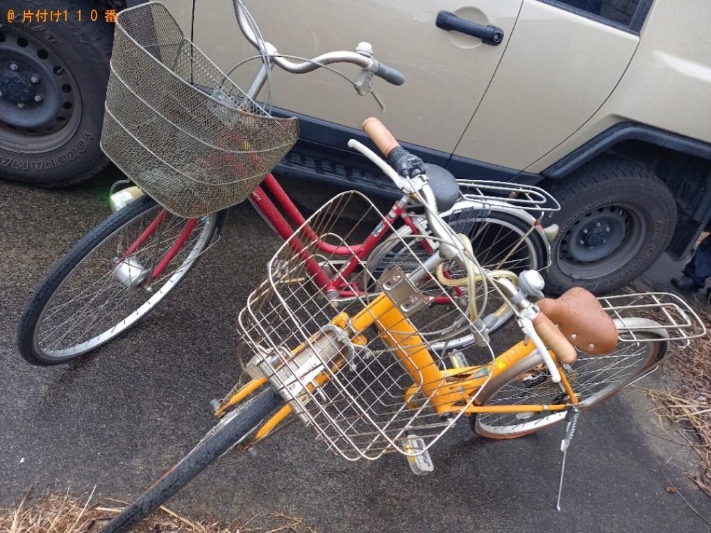【市原市】自転車の出張不用品回収・処分ご依頼 お客様の声
