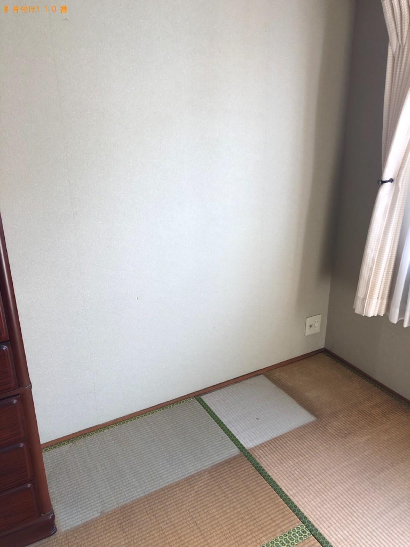 【鳥取市】タンスの出張不用品回収・処分ご依頼 お客様の声
