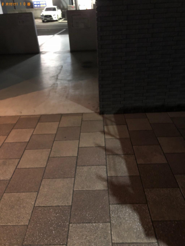 【北九州市小倉北区】軽トラ1杯以内の出張不用品回収・処分ご依頼