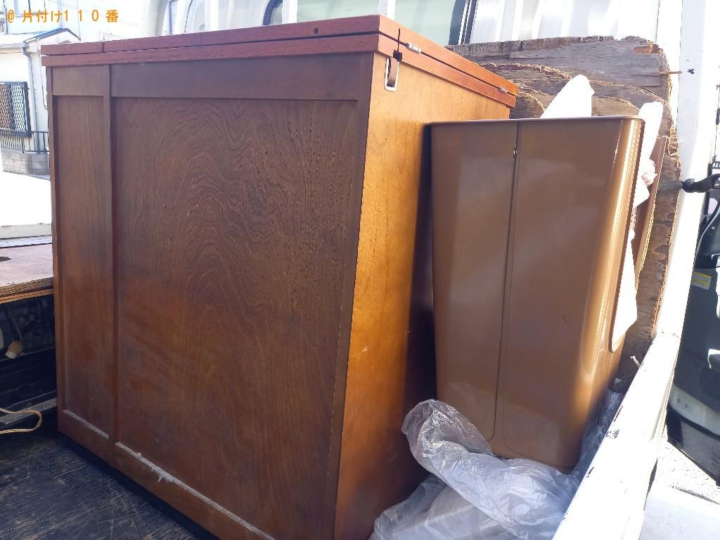 【さいたま市大宮区】ミシン机の出張不用品回収・処分ご依頼