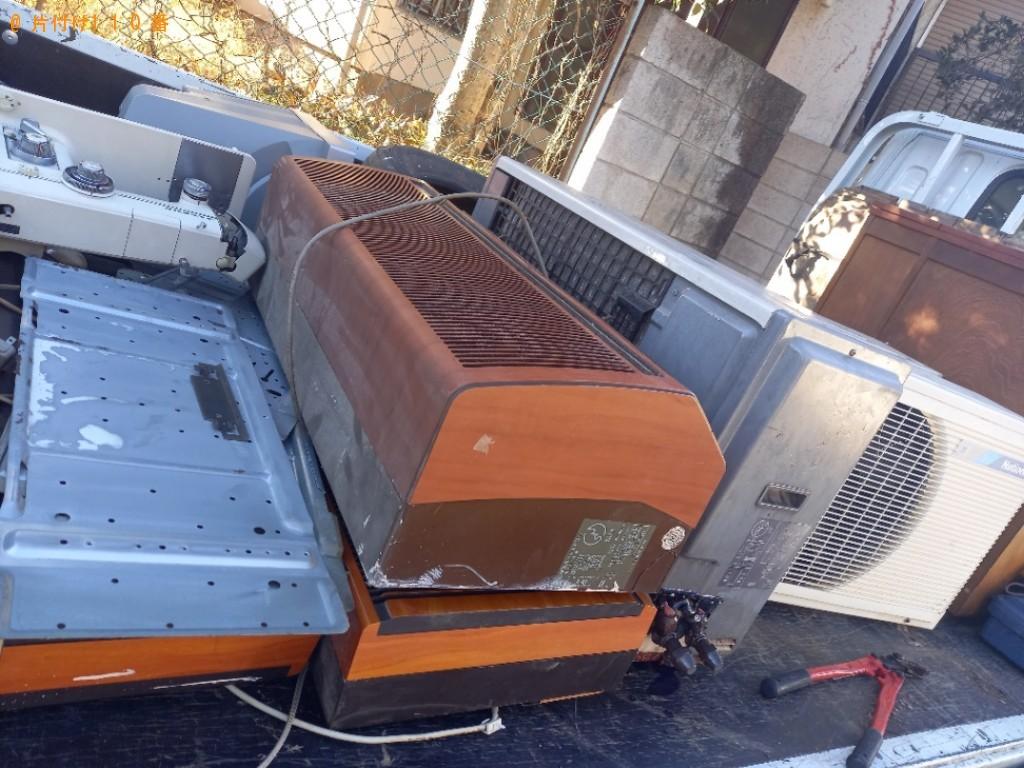 【船橋市】家庭用エアコンの出張不用品回収・処分ご依頼 お客様の声