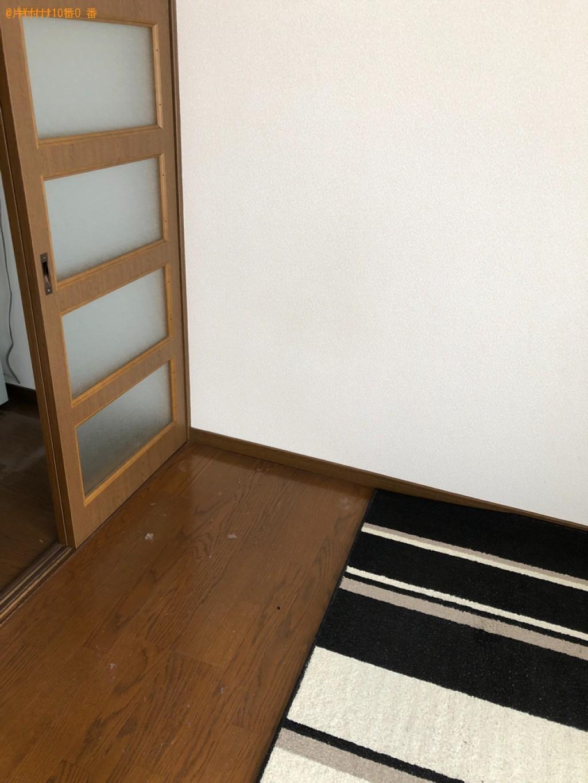 【福岡市西区】家具などの出張不用品回収・処分ご依頼 お客様の声