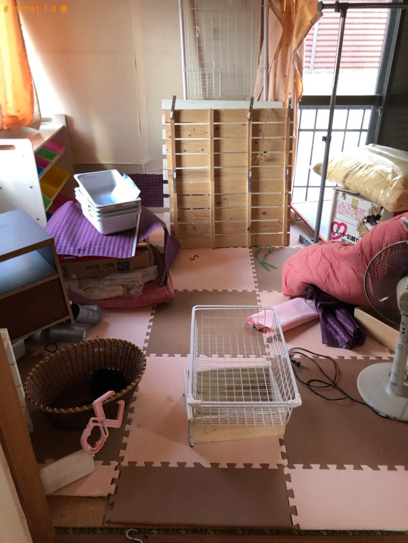 【北九州市】トラックパックでの出張不用品回収・処分ご依頼
