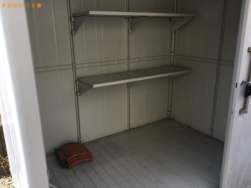 【大阪市旭区】トラックパックでの出張不用品回収・処分ご依頼