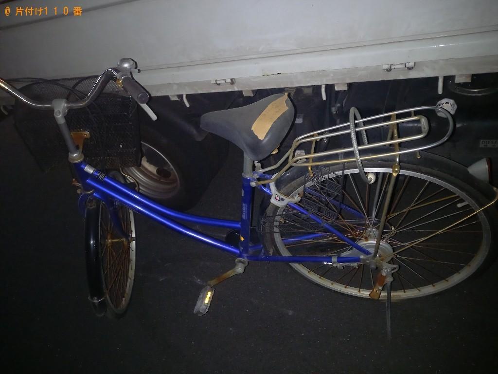 【墨田区】自転車の出張不用品回収・処分ご依頼 お客様の声