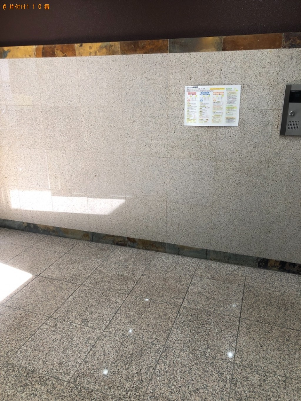 【福岡市博多区】クイーンベッドの出張不用品回収・処分ご依頼