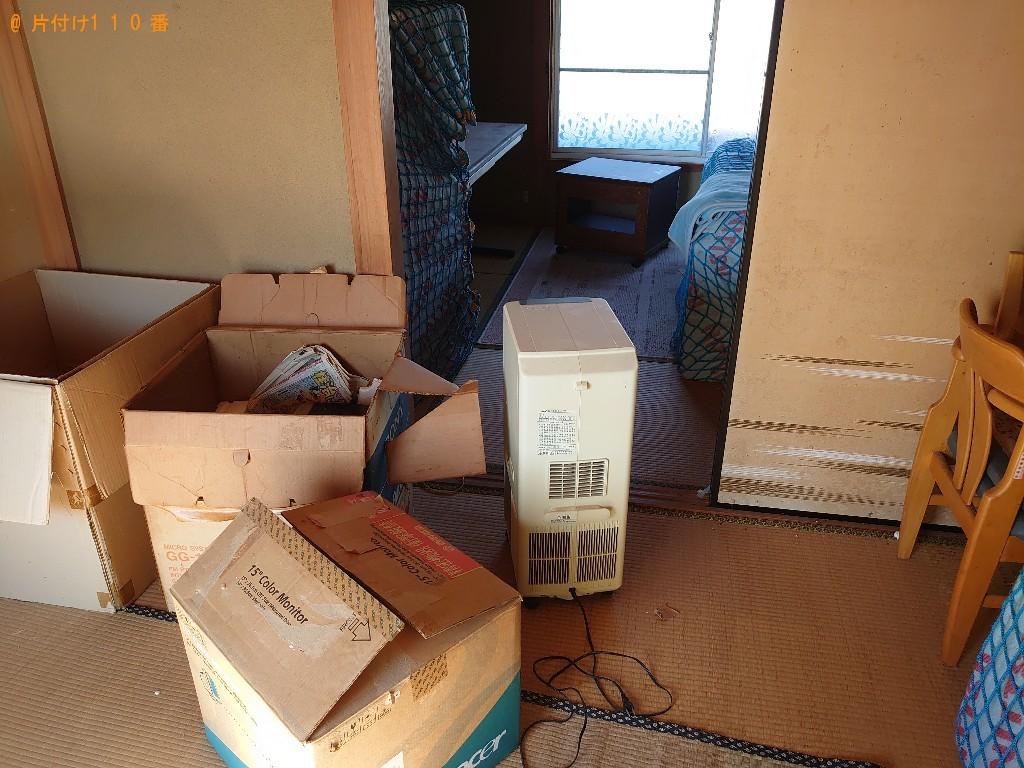 【今治市大西町】トラックパックでの出張不用品回収・処分ご依頼