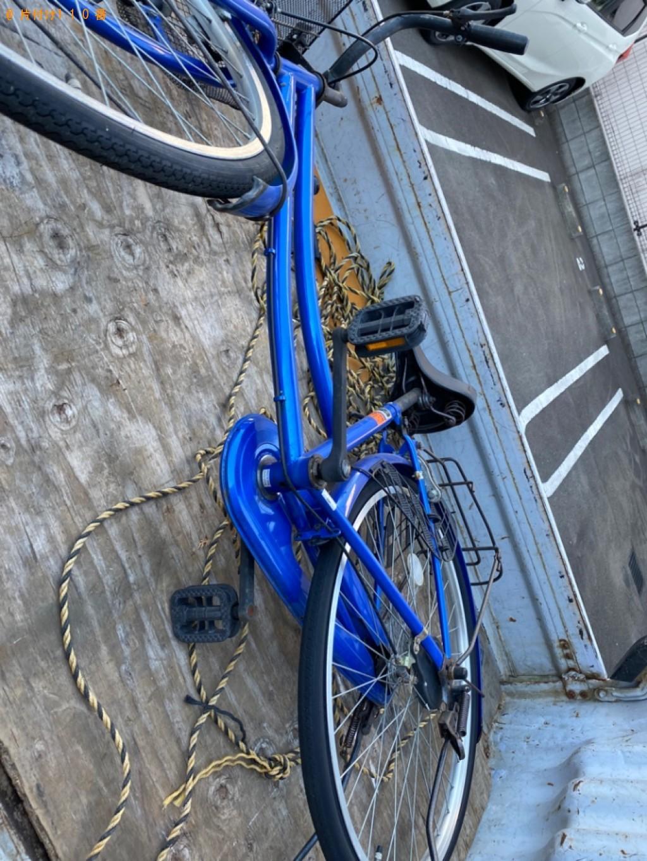 【宮崎市】自転車の出張不用品回収・処分ご依頼 お客様の声