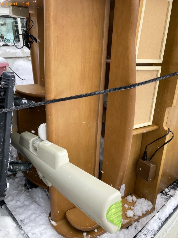 【札幌市東区】学習机の出張不用品回収・処分ご依頼 お客様の声