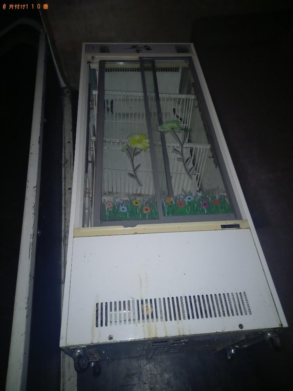 【川口市】業務用冷蔵庫の出張不用品回収・処分ご依頼 お客様の声