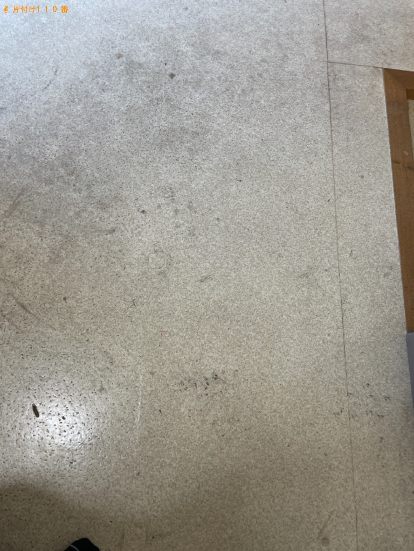 【川崎市】トラックパックでの出張不用品回収・処分ご依頼
