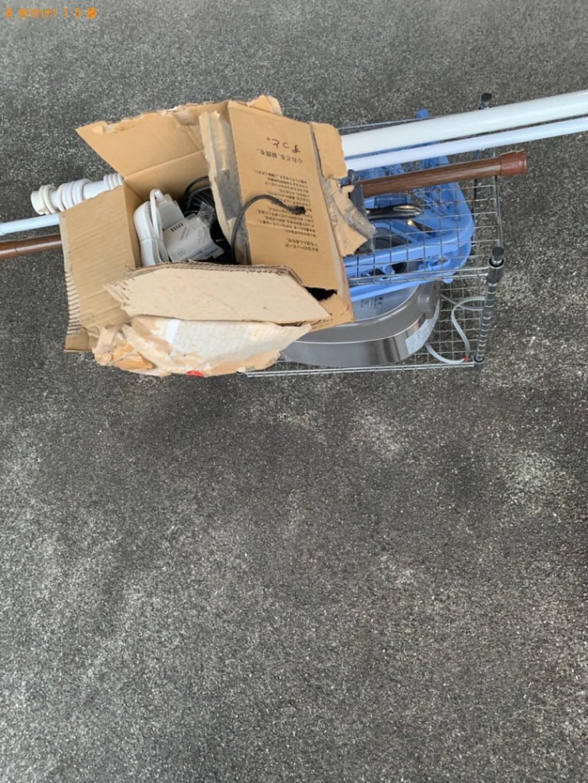 【揖斐郡池田町】軽トラック1杯以内の出張不用品回収・処分ご依頼