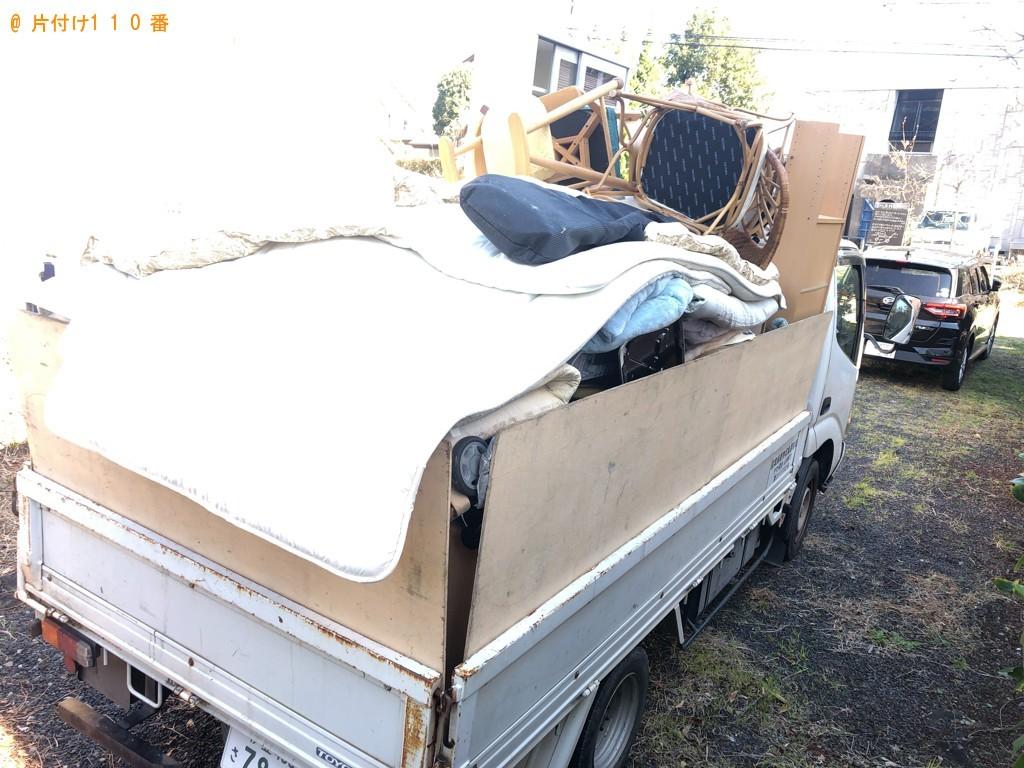 【伊東市】トラックパックでの出張不用品回収・処分ご依頼