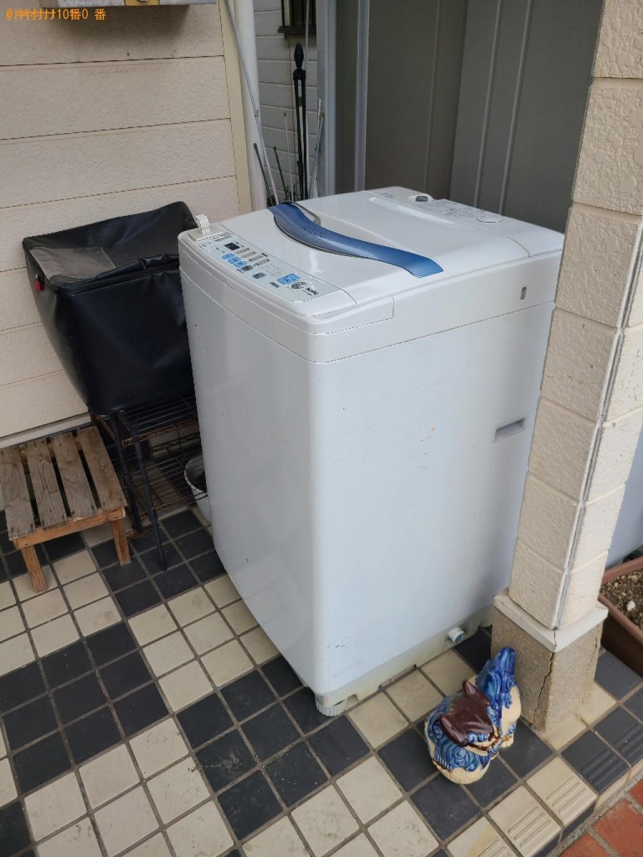 【北九州市小倉北区】洗濯機の出張不用品回収・処分ご依頼