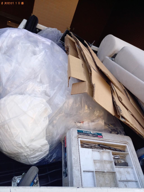 【世田谷区】2tトラック1杯以内の出張不用品回収・処分ご依頼