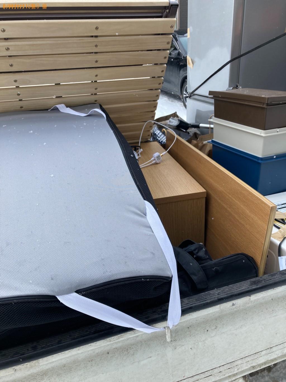 【札幌市西区】トラックパックでの出張不用品回収・処分ご依頼