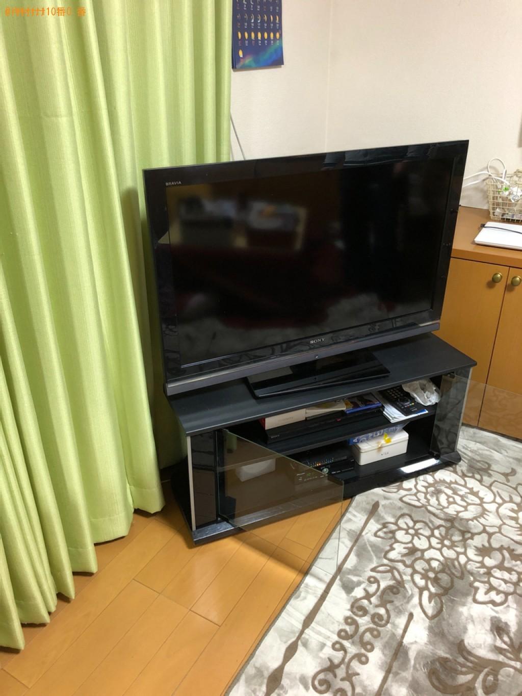 【北九州市若松区】テレビと棚の配置換え作業ご依頼 お客様の声