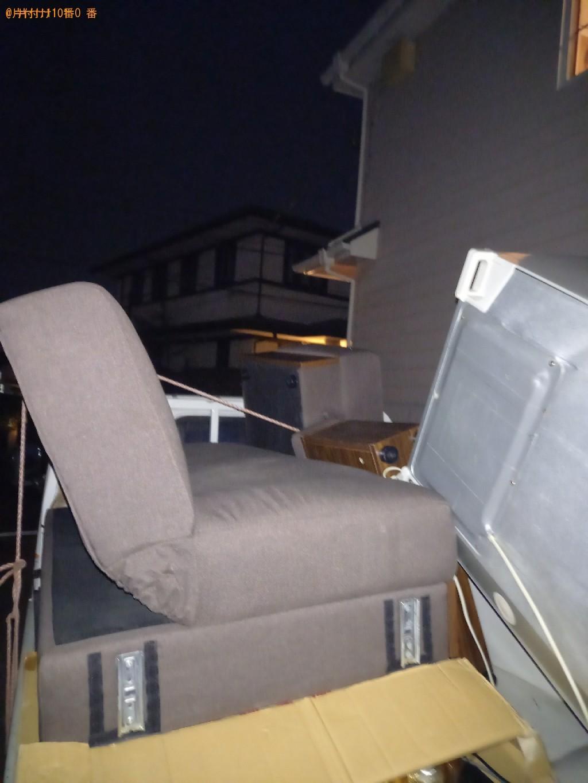 【横浜市港北区】軽トラック1杯以内の出張不用品回収・処分ご依頼