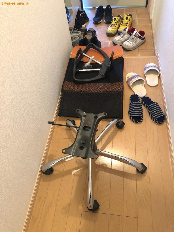 【京都市上京区】軽トラック1杯以内の出張不用品回収・処分ご依頼