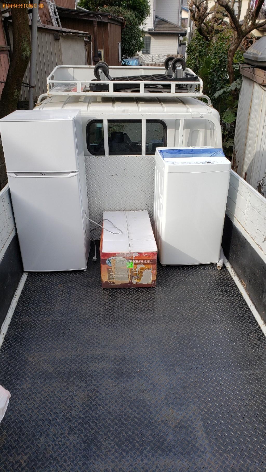 【さいたま市浦和区】軽トラ1杯以内の出張不用品回収・処分ご依頼