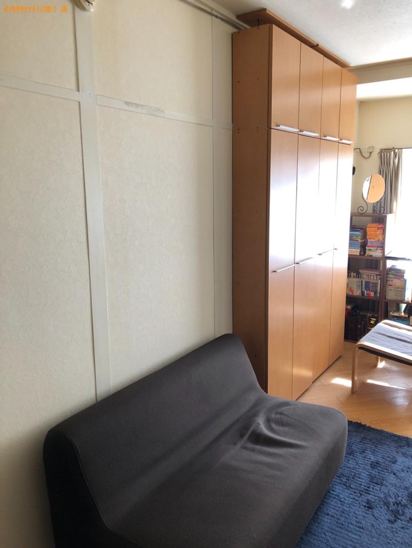 【福岡市博多区】家具などの出張不用品回収・処分ご依頼 お客様の声