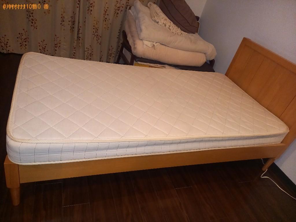 【台東区】シングルベッドの出張不用品回収・処分ご依頼 お客様の声