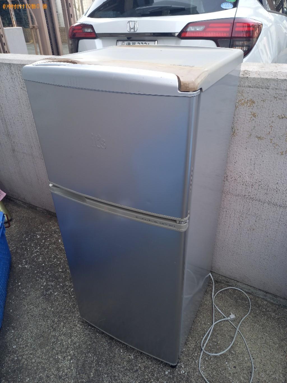 【川崎市幸区】170L未満冷蔵庫の出張不用品回収・処分ご依頼
