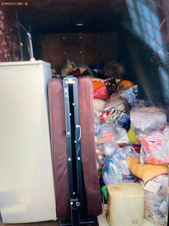 【札幌市豊平区】トラックパックでの出張不用品回収・処分ご依頼