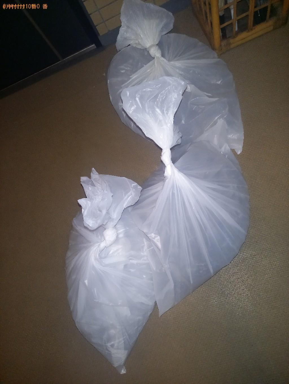 【さいたま市見沼区】残土・砂利などの出張不用品回収・処分ご依頼
