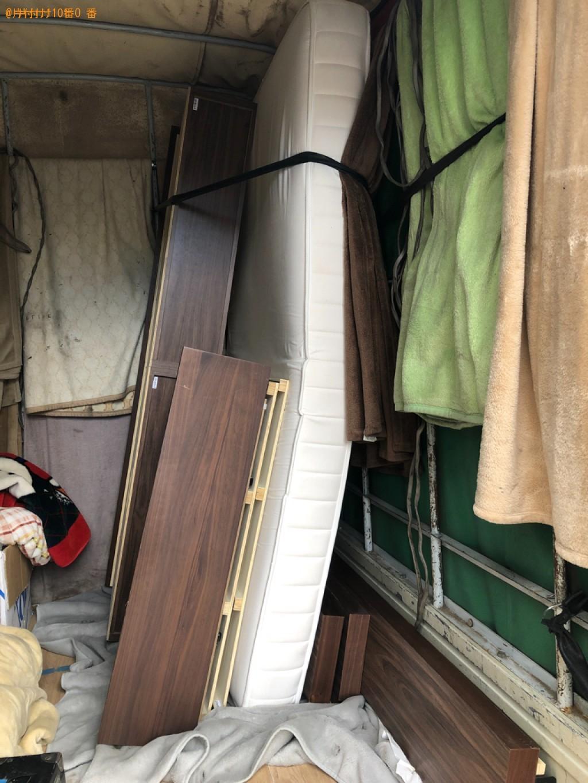 【世田谷区】セミダブルベッドの出張不用品回収・処分ご依頼