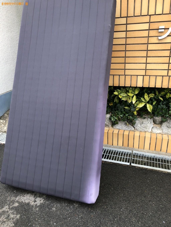 【北九州市八幡西区】シングルベッドの出張不用品回収・処分ご依頼