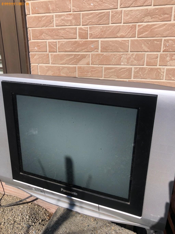 【川口市栄町】テレビなどの出張不用品回収・処分ご依頼 お客様の声