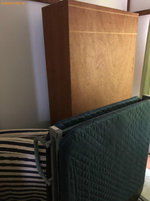 【北九州市八幡西】トラックパックでの出張不用品回収・処分ご依頼