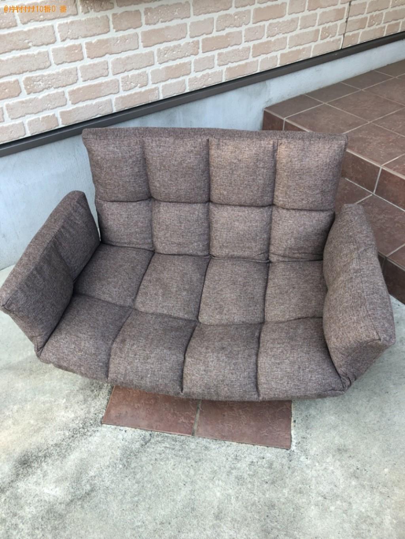 【さいたま市緑区】簡易ソファーの出張不用品回収・処分ご依頼