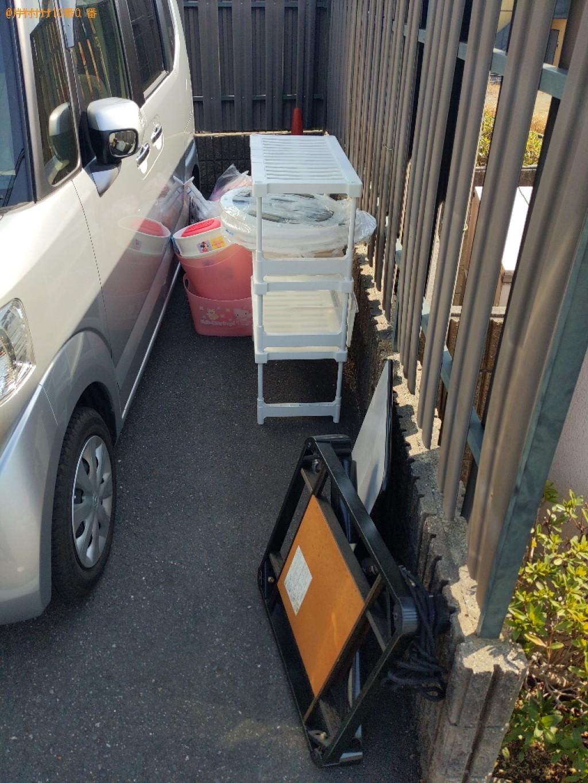 【奈良市疋田町】家具・家電などの出張不用品回収・処分ご依頼