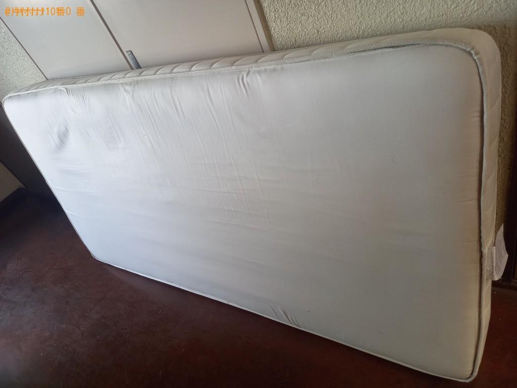 【川崎市中原区】ベッドマットレスなどの出張不用品回収・処分ご依頼