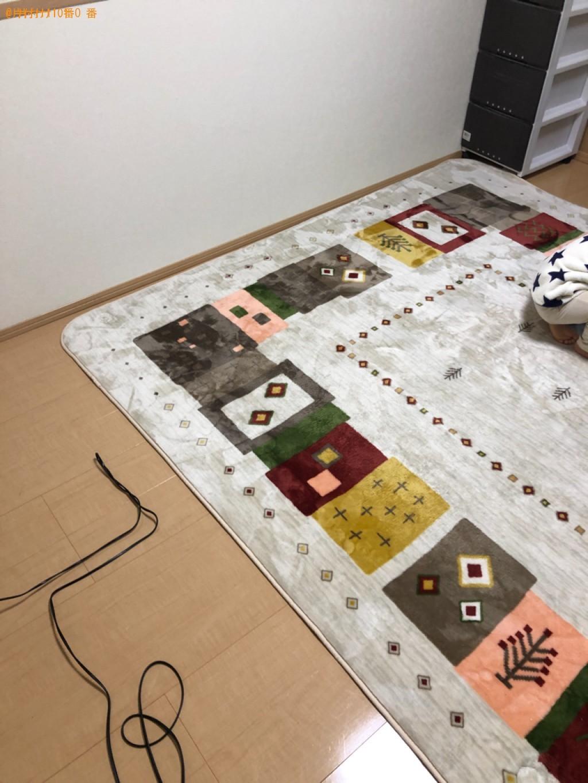 【下関市新垢田東町】家具の出張不用品回収・処分ご依頼 お客様の声