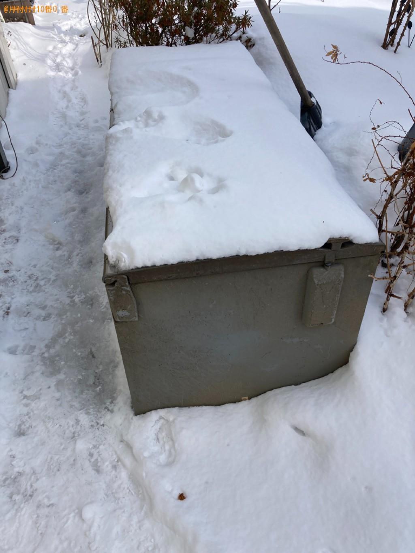 【札幌市豊平区】171L以上冷蔵庫の出張不用品回収・処分ご依頼