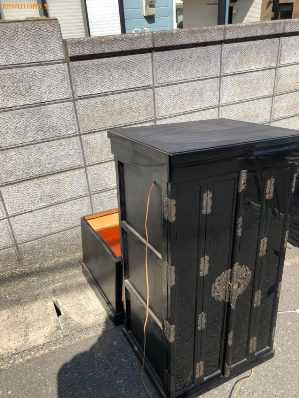 【福岡市東区】仏壇などの出張不用品回収・処分ご依頼 お客様の声