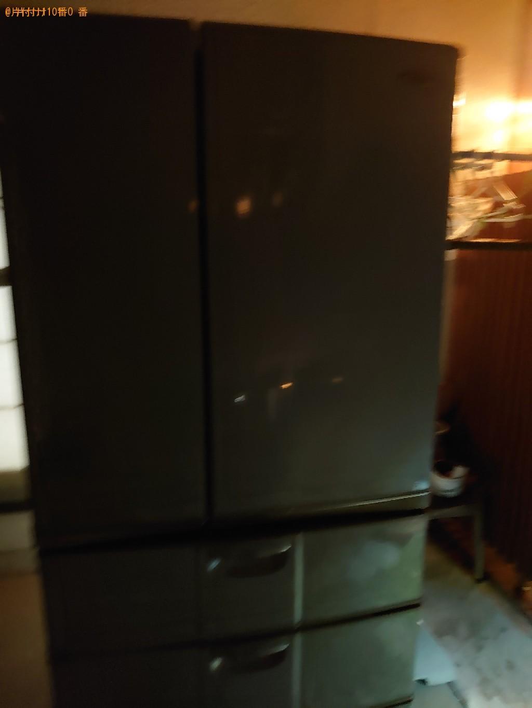 【伊予郡砥部町】171L以上冷蔵庫の出張不用品回収・処分ご依頼