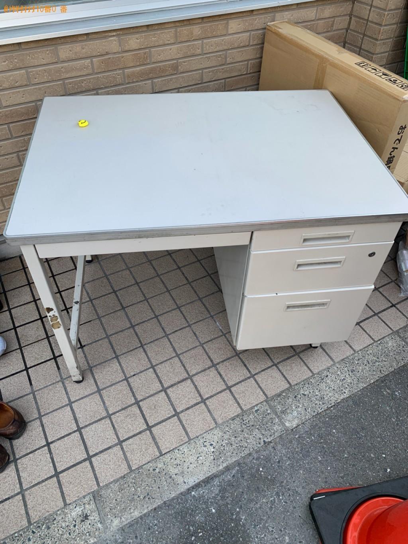 【福岡市南区】業務用机の出張不用品回収・処分ご依頼 お客様の声