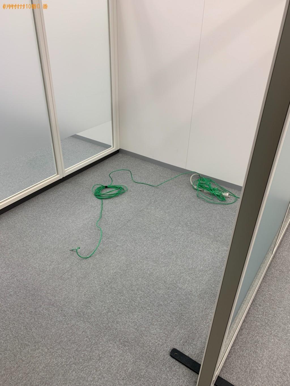 【福岡市中央区】オフィス家具などの出張不用品回収・処分ご依頼