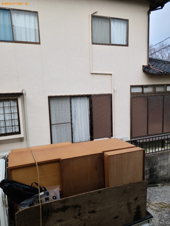 【北九州市若松区】クローゼットの出張不用品回収・処分ご依頼